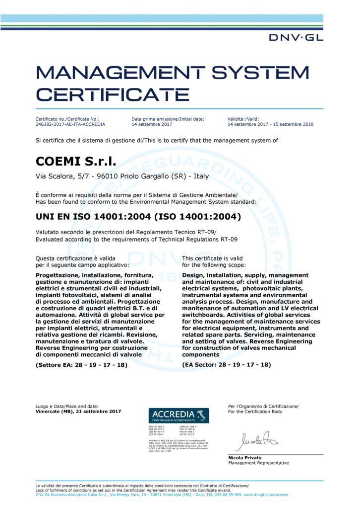 thumbnail of CERTIFICATO_COEMI_S.r.l._-_ISO_14001_-_REV